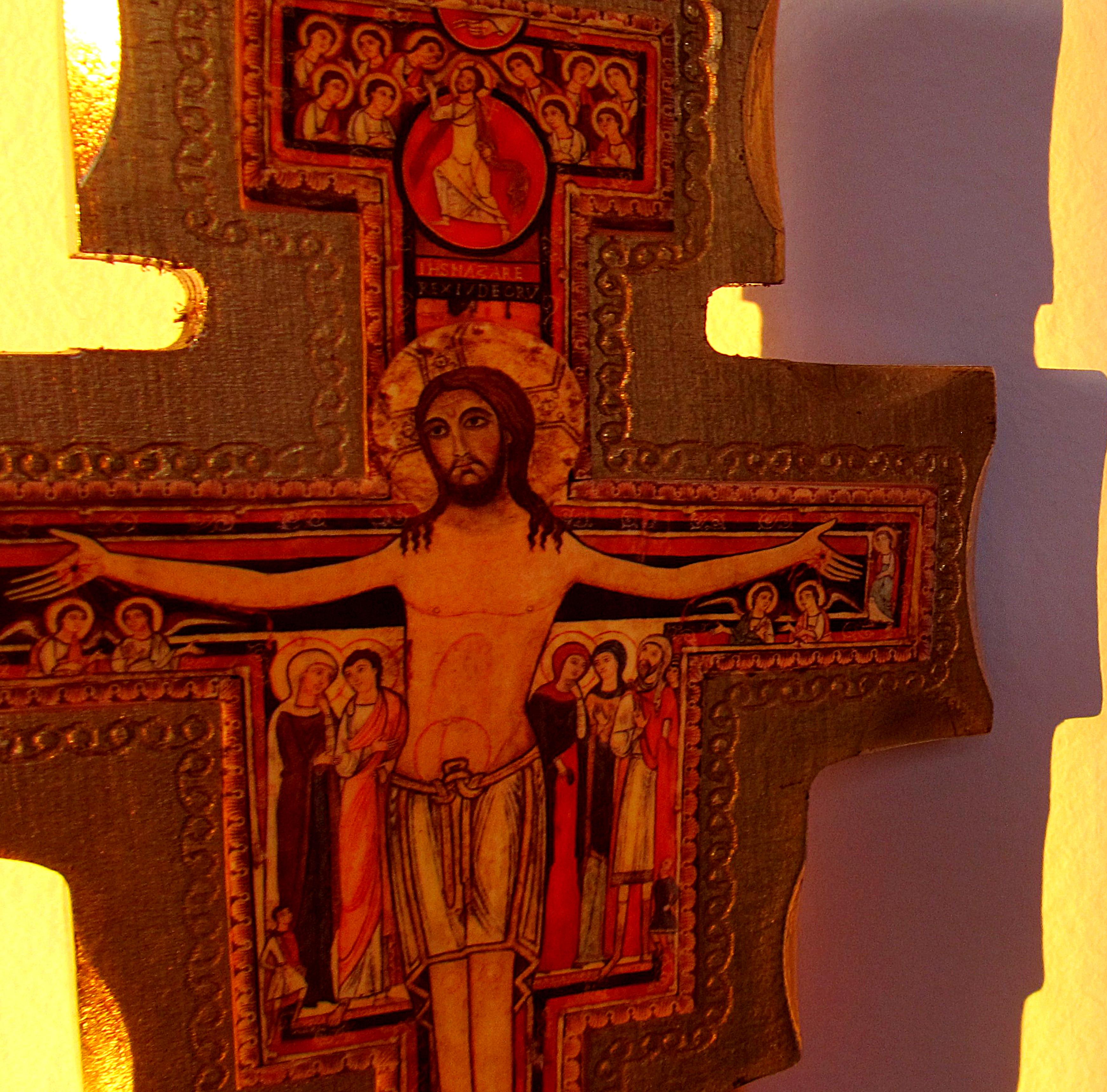 sant Crist de sant Damià
